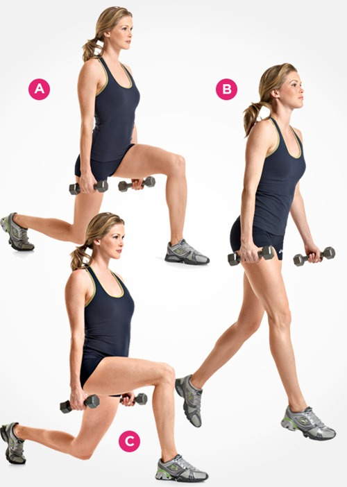 Quadriceps Women Exercise