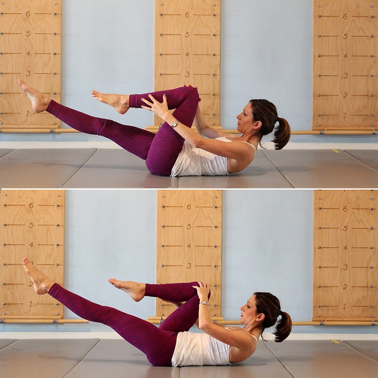 12 Easy Ab Exercises For Women To Get Toned Stomach