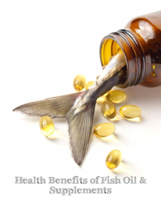 health benefits of fish oil supplements