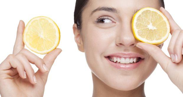lemon juice for skin care