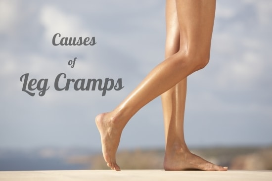 causes of leg cramps at night