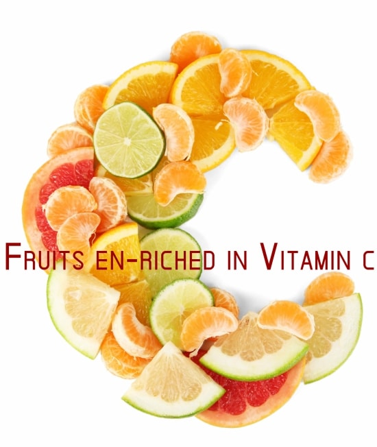 Fruits enriched in Vitamin C