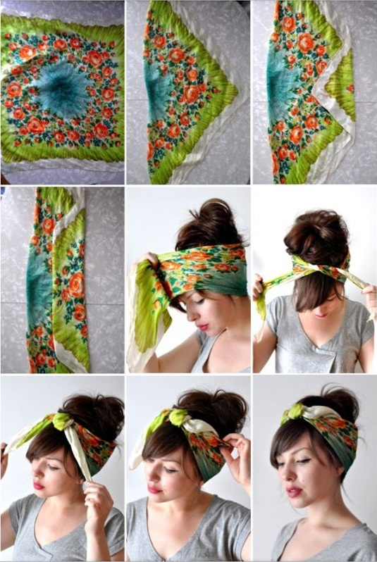 How To Tie A Headscarf 9 Elegant Ways Women Elite