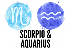 Aquarius Man and Scorpio Woman Compatibility