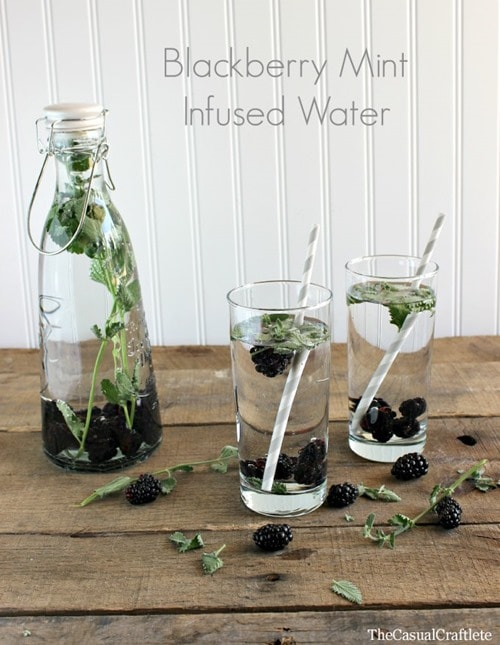 Blackberry-Mint-Infused-Water