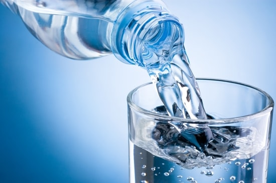 stay hydrated drink a lot of water