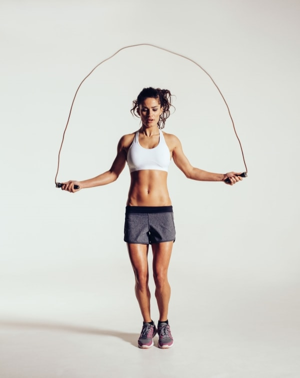 Rope Skipping - weight loss workout