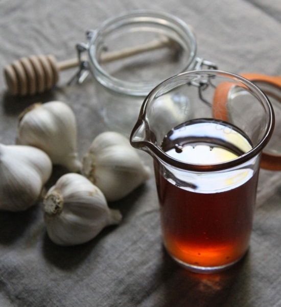 garlic honey remedies for cough